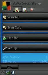 AVG Mobile Security App