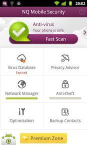 NQ Mobile Security App